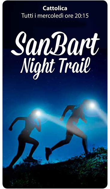 SanBart Night Trail
