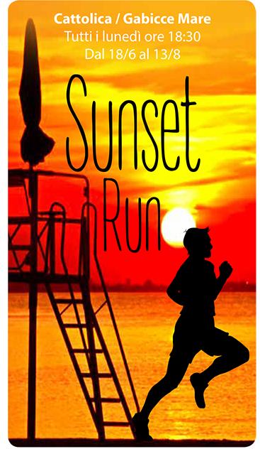 Sunset Run Cattolica