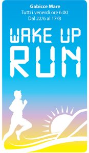 Wake Up Run Cattolica